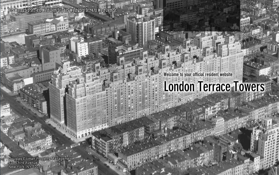 London Terrace Towers